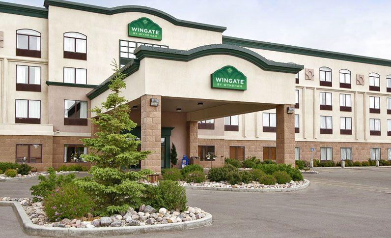 Edmonton Ab Hotel Wingate By Wyndham