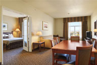 Wingate Inn Edmonton West Business Executive Suite