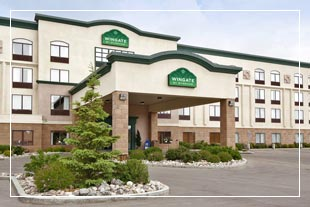 Wingate by Wyndham Edmonton West, Alberta