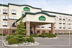 Wingate Inn Edmonton West, Alberta
